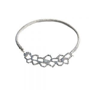 GEO necklace silver sin sombras