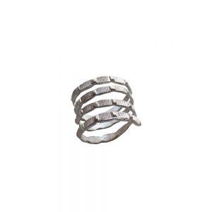 Seashell-silver